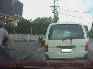 Debate over 'fault' in multi vehicle crash