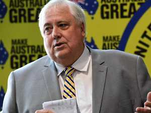 Palmer urges voters to 'reject' Labor candidate