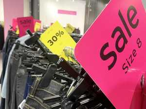 Sad final hours of iconic retailer