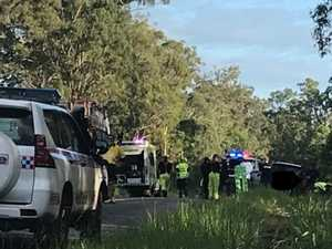 Investigators probe fatal Gunalda crash