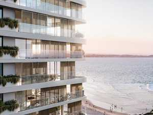 Wave of new apartment projects on Gold Coast