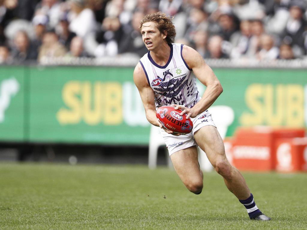 Fyfe isn't going anywhere anytime soon.