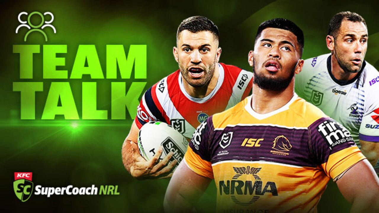 It's KFC SuperCoach NRL Christmas with the first Team List Tuesday of the season.