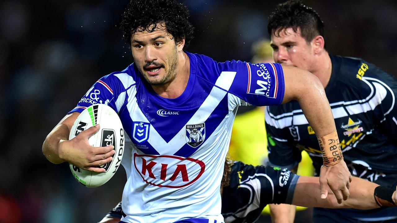 Corey Harawira-Naera has been issued a show cause notice by the NRL Picture: Alix Sweeney