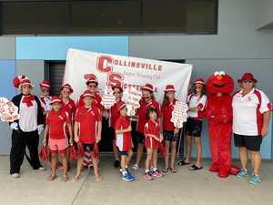 Collinsville's 'brilliant' performance at NQ Championship