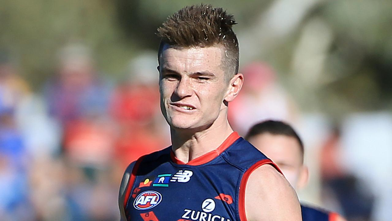 Max Gawn says Bayley Fritsch is the one to watch in the Coleman Medal race.
