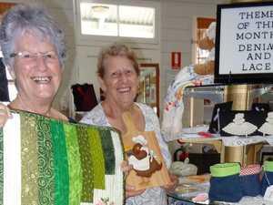 The women behind Sarina's crafty scene
