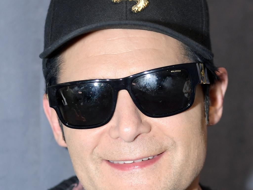 Corey Feldman's documentary has been hit with tech issues. Picture: Getty Images