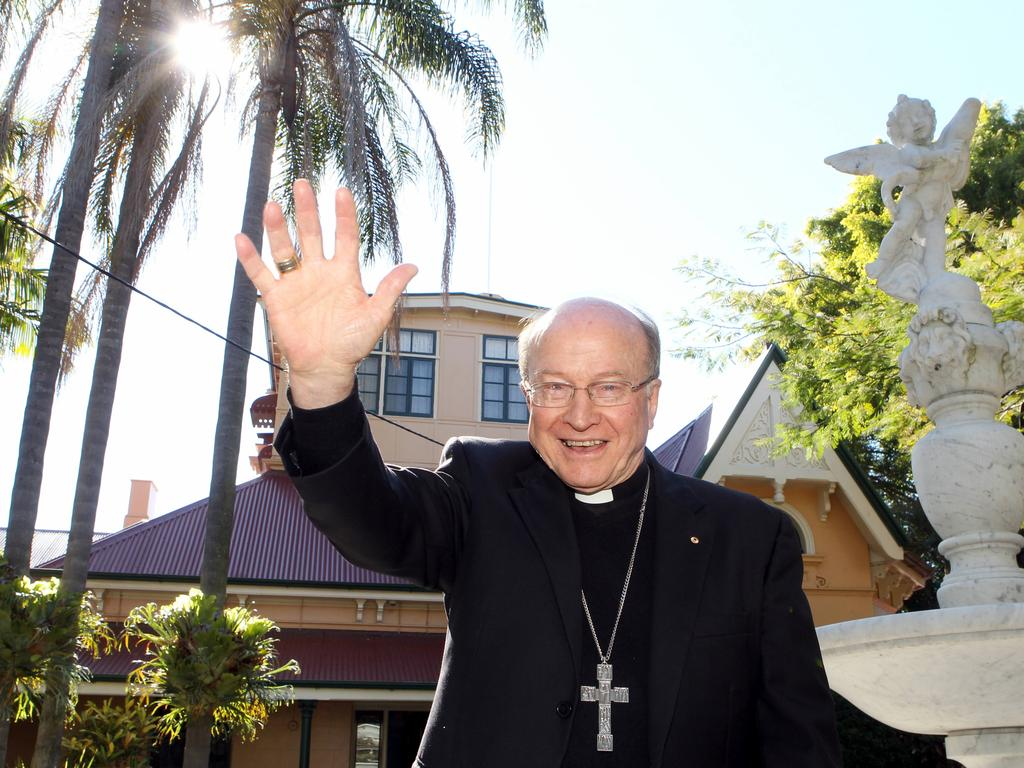 Stanthorpe born Archbishop John Bathersby has died at 83.