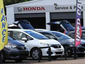 Honda reveals its Australian future