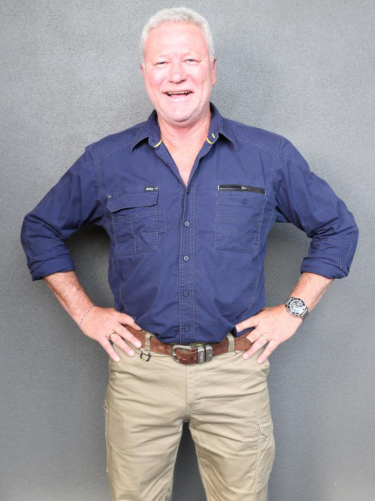 TV star Scott Cam. Picture: Annette Dew