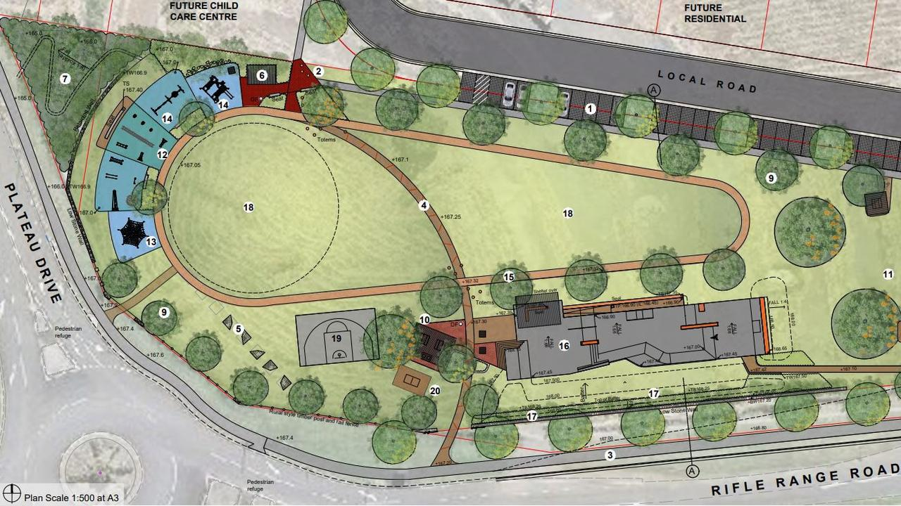 Plans for a skate park at Wollongbar are currently on public exhibition.