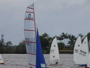 Yachties sail away with wins