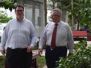 Mackay told be alert, not alarmed over coronavirus