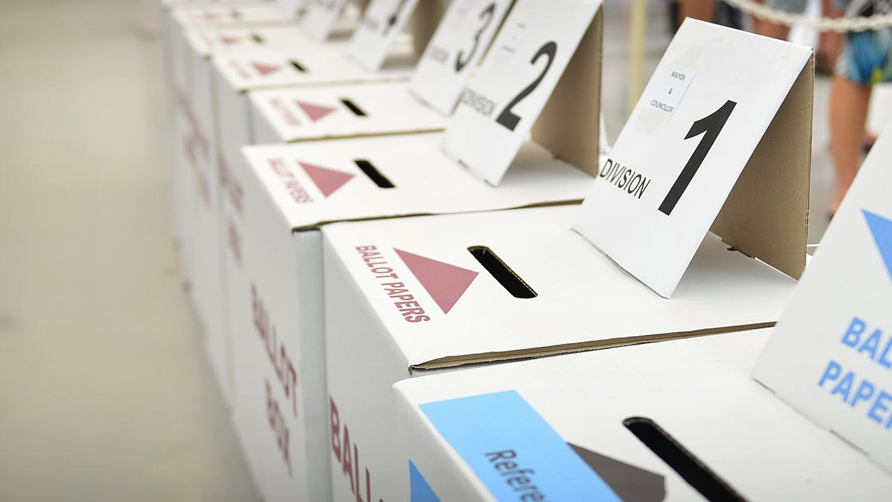 Queensland's council election will go ahead on March 28. Photo: Renee Albrecht
