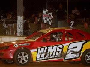 Tough contest for drivers at Lismore Speedway
