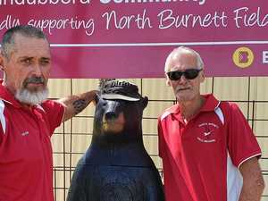 Wild bear spotted at North Burnett archery range