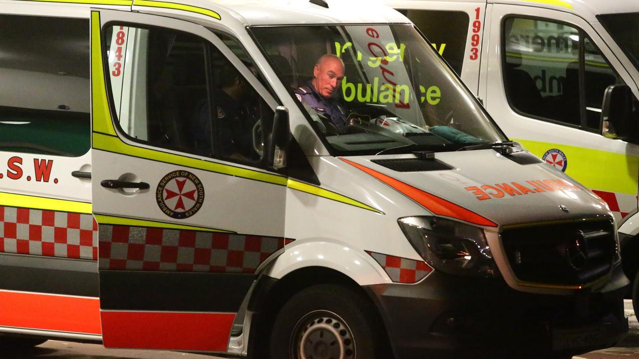 Paramedics responded to serious crash near Maryborough.