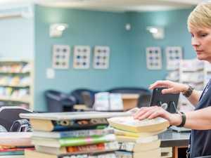 Grab a bargain at Mackay Libraries' mega book sale