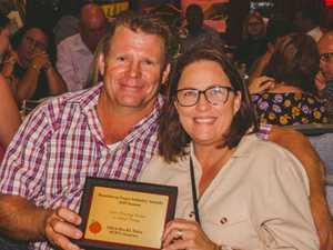 Six times a bridesmaid, Bundy farm finally takes top gong