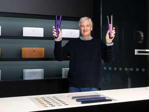 How Dyson has reinvented the hair straightener