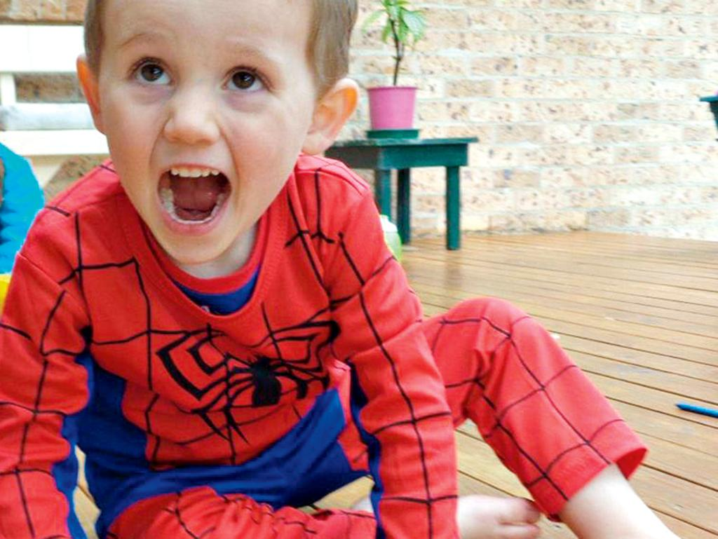 William Tyrrell - Photo courtesy of NSW Police