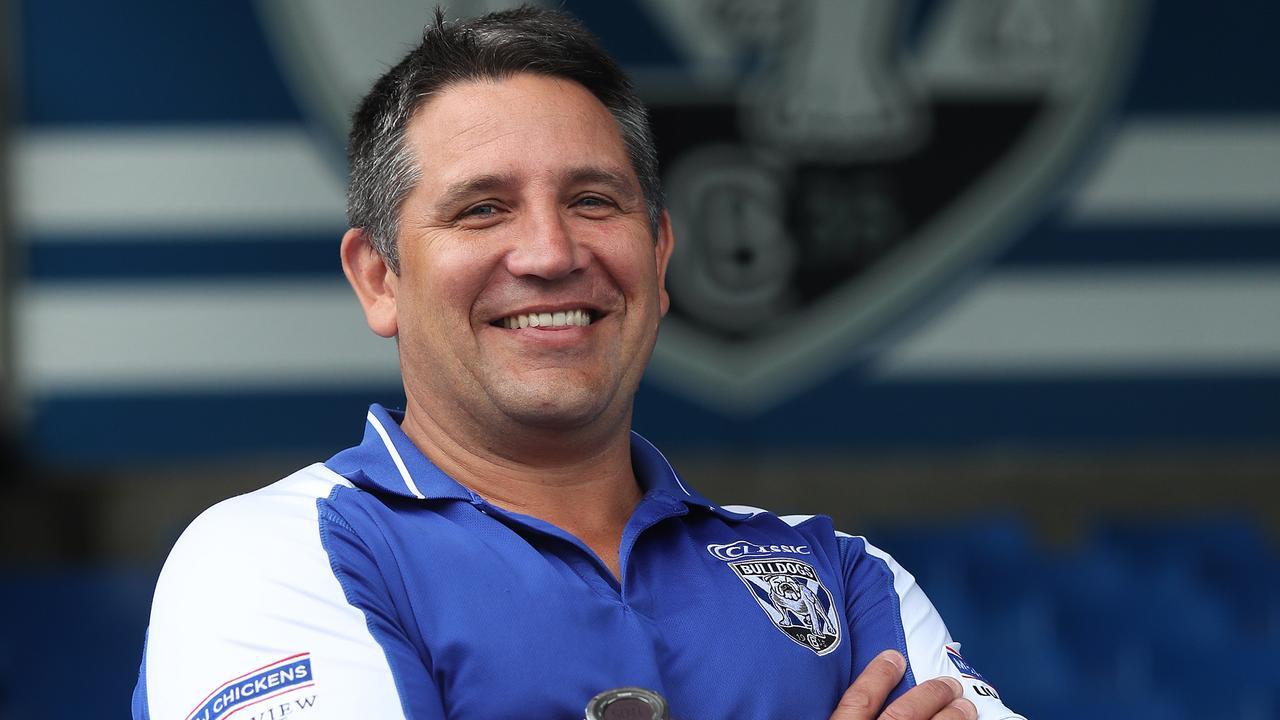 Bulldogs boss Steve Price. Picture: Brett Costello