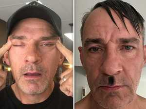 MAFS hubby Steve impersonates Hitler on WhatsApp