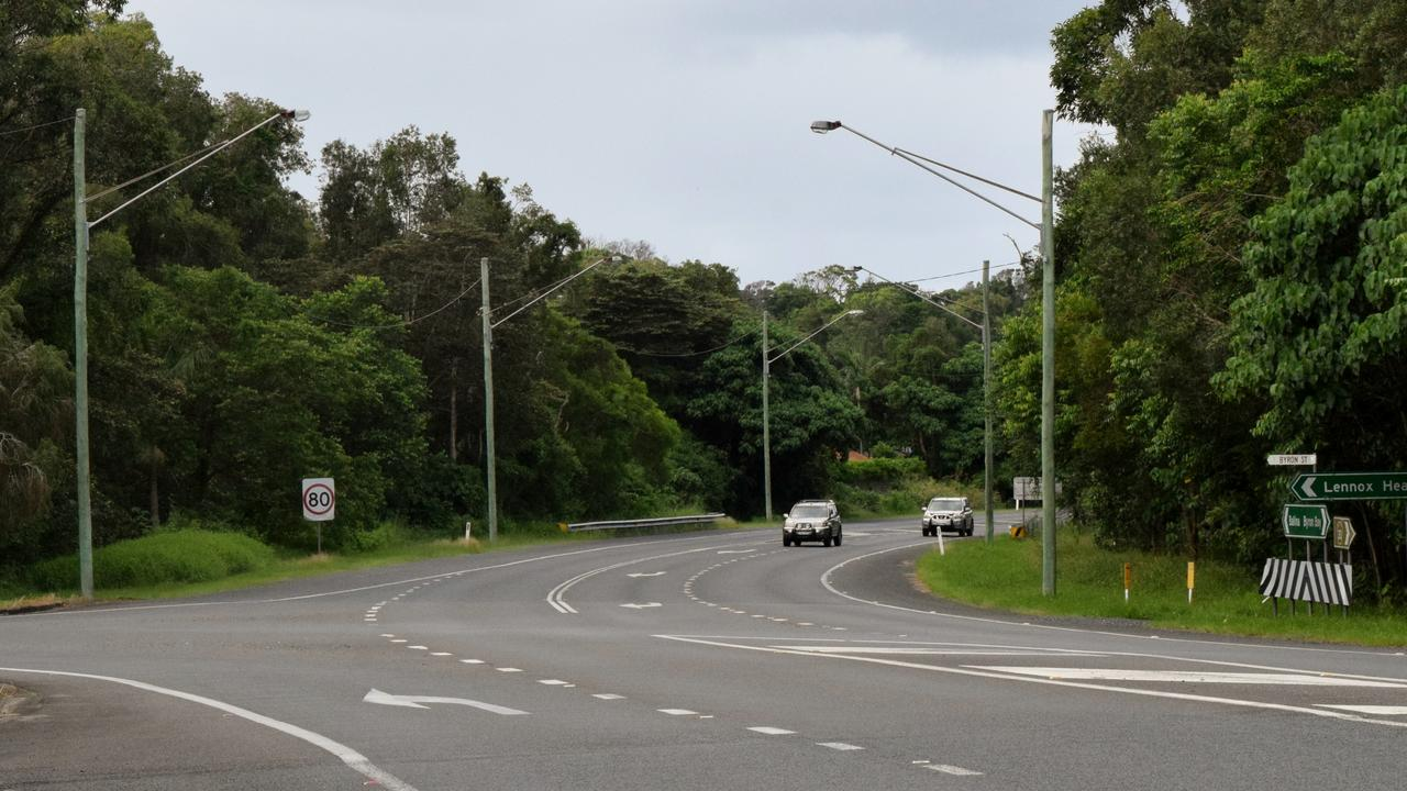 UNSAFE: While Ballina Shire Council have promised to improve safety at a dangerous intersection at the corner of Byron Bay Road and Byron Street at Lennox Head, Ballina MP says having to wait until another crash occurs there before its eligible for black spot funding is disturbing.