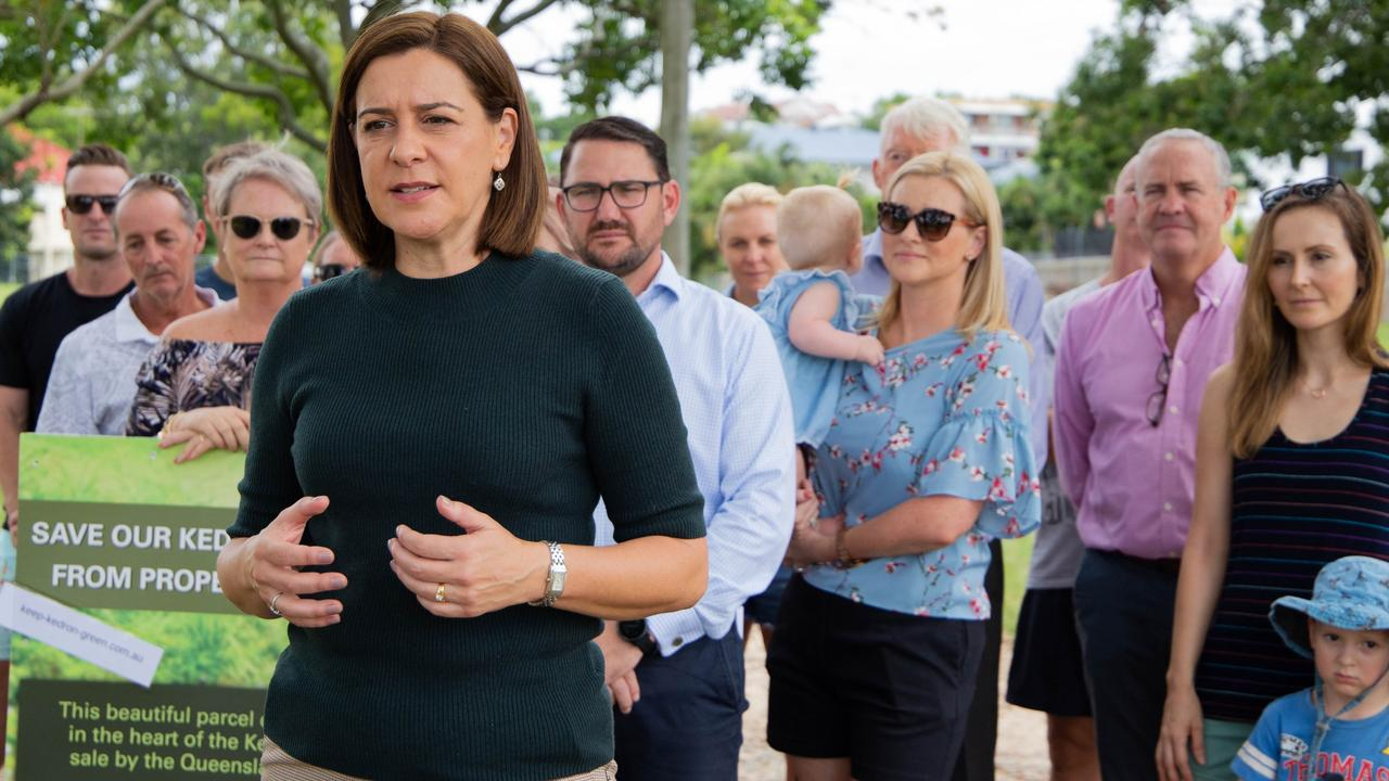 "CRIME CRACKDOWN: Opposition Leader Deb Frecklington doesn't want home invasions, vandalism and car thefts to become the ""new norm"" in the South Burnett. Picture: Contributed"