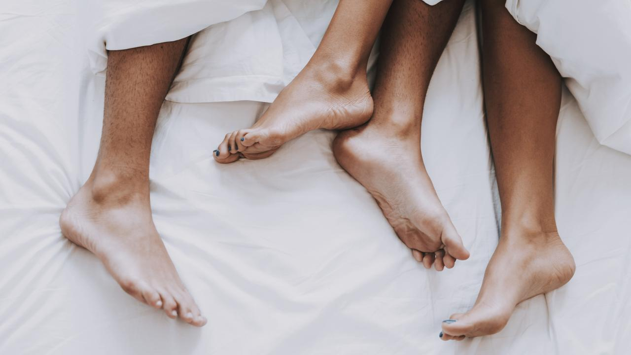 'Most women don't like men because of their penis size; they like the penises that are attached to men they like.' Picture: iStock