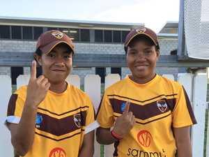 PNG nationals dash down under to help Ipswich Logan
