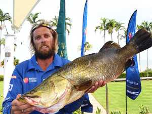 Million Dollar Fish $10,000 barra caught