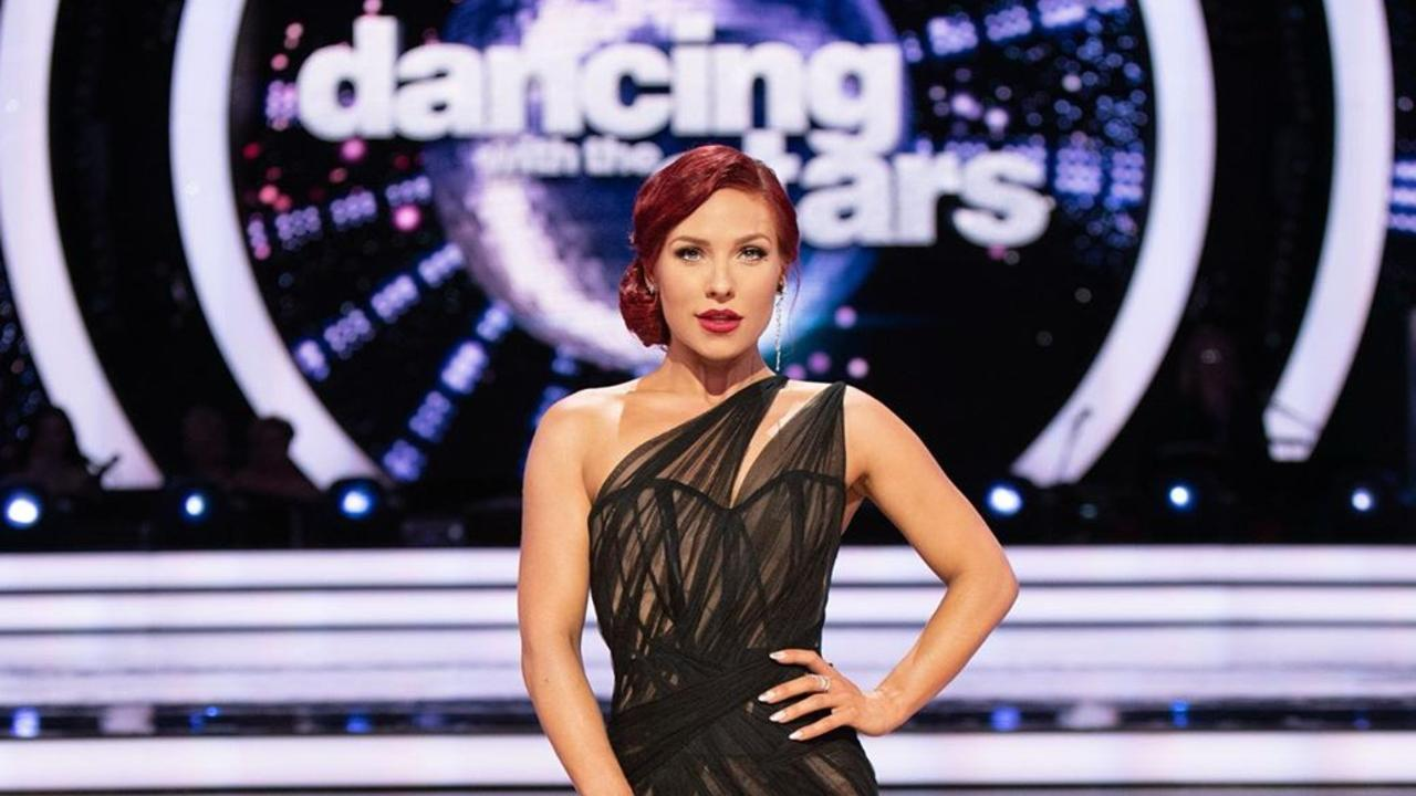 Sharna Burgess is a judge on Dancing With The Stars.