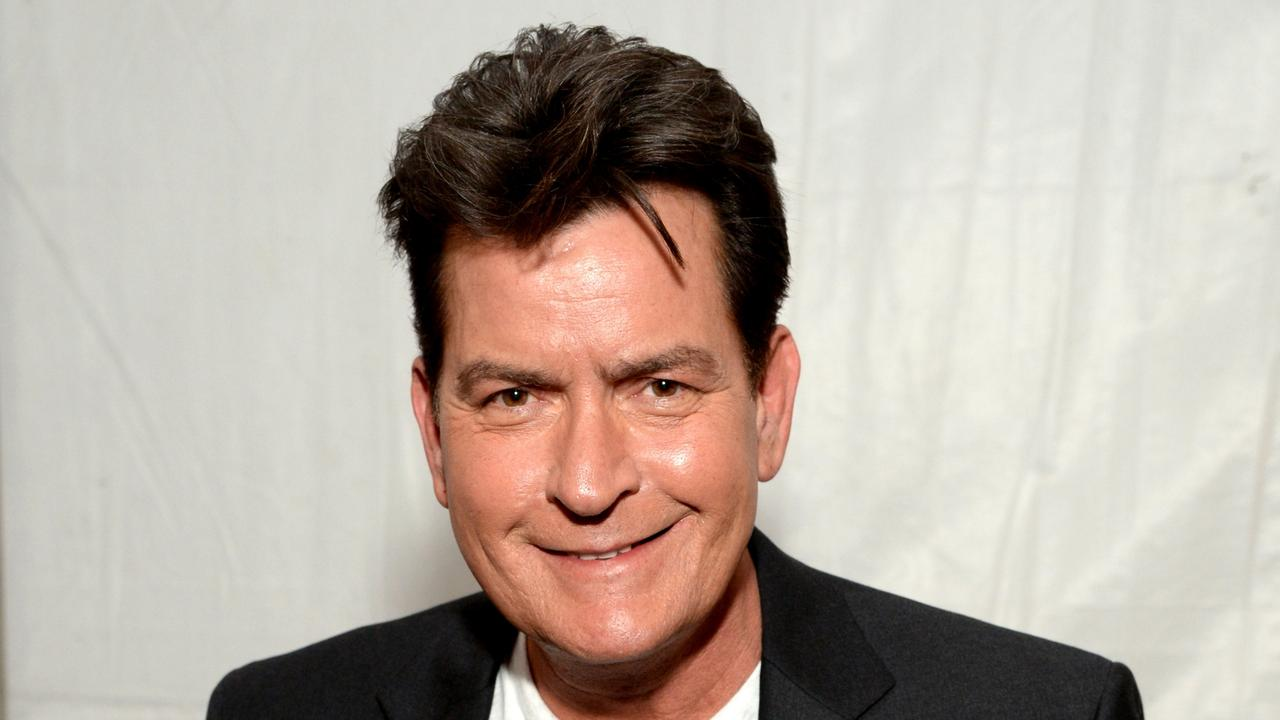 Actor Charlie Sheen. Picture: Michael Kovac/Getty Images for EJAF