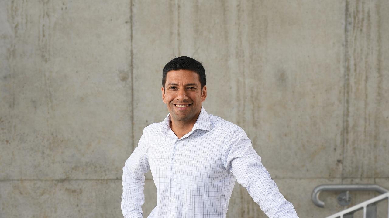 Labor candidate for Bundamba by-election, Lance McCallum.