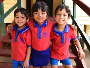 Triplets dealt tragic cards, beaten the odds
