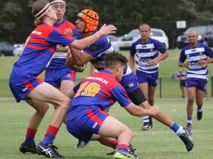League's leading juniors in action in Coffs Harbour