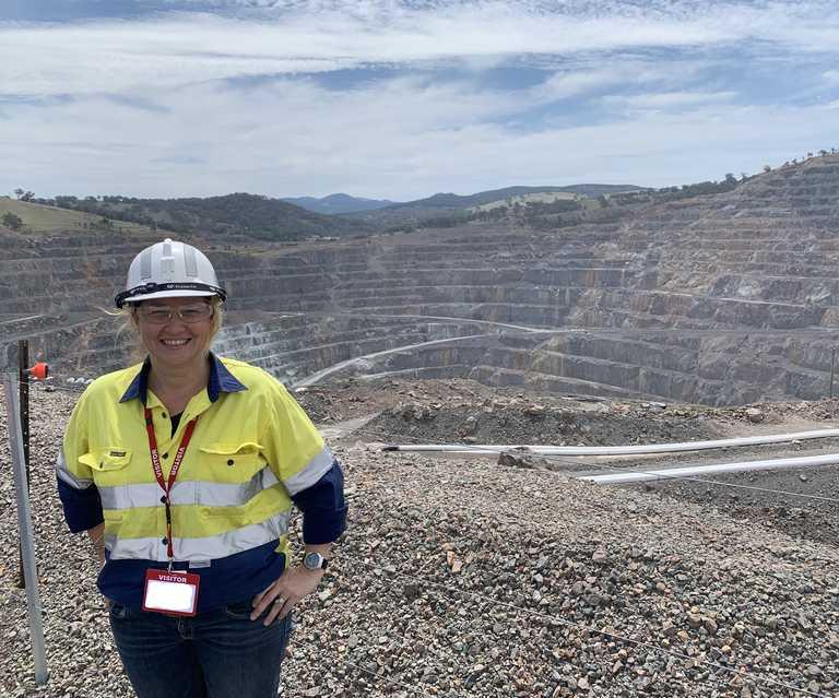 Careers in Mining: Women gaining ground