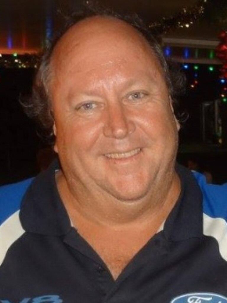 Wayne Brischke, 57.