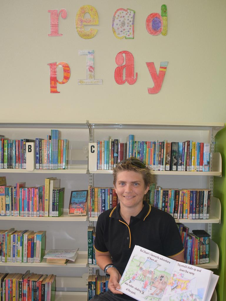 Author Jay Lee will be debuting her first published book at the Kingaroy Library on Wednesday nexy week at 11am.