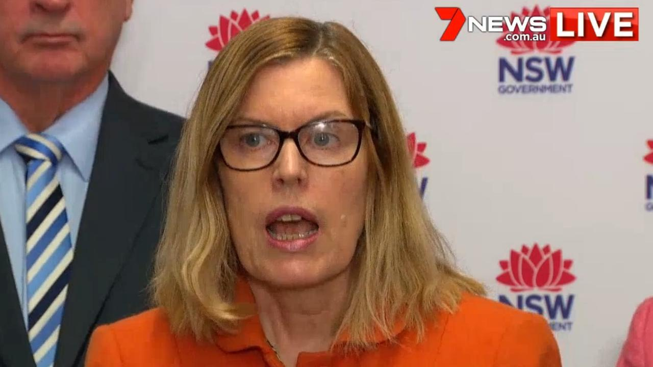 NSW's chief health officer has reminded people not to go to work if they feel unwell. Picture: Supplied