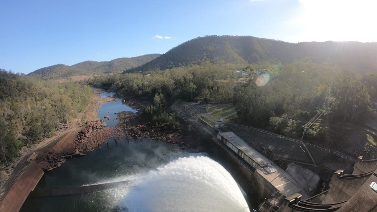 Somerset Dam is set to become the subject of a multimillion-dollar upgrade.