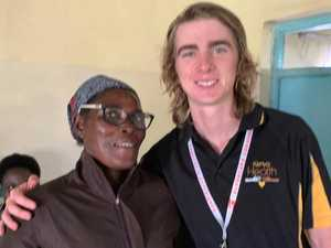 Young visionary helps hundreds of Kenyans to see again