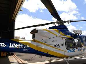 LifeFlight 'disappointed' in NSW charity fundraising