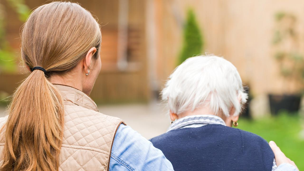 Aged care generic seniors elderly.