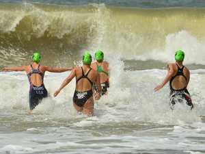 Some doubt over swim leg of Mooloolaba Triathlon