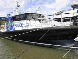 New water police vessel honours fallen constable