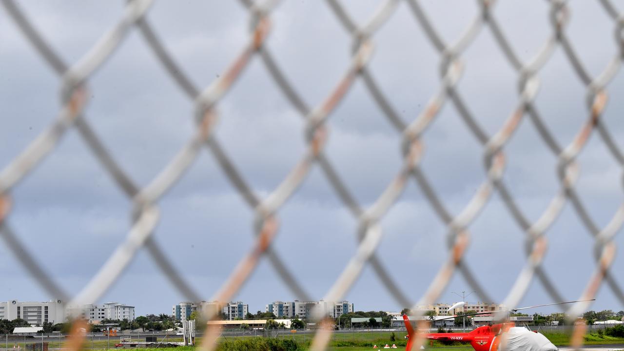 The new international runway at Sunshine Coast Airport. Photo: John McCutcheon / Sunshine Coast Daily