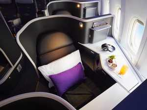 Insane $250 business class bargain